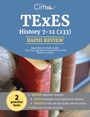 TExES History 7-12 (233) Rapid Review Study Guide