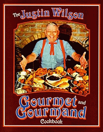 Justin Wilson Gourmet and Gourmand Cookb