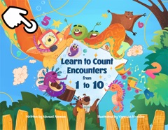 Learn to Count Encounters from 1 to 10