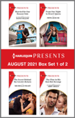 Download and Read Online Harlequin Presents - August 2021 - Box Set 1 of 2