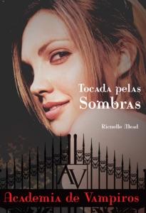 Tocada pelas sombras Book Cover