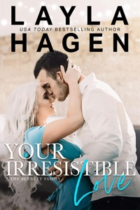 Your Irresistible Love di Layla Hagen Copertina del libro