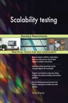 Scalability Testing Standard Requirements