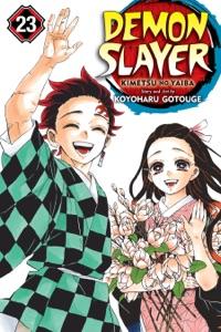 Demon Slayer: Kimetsu no Yaiba, Vol. 23 Book Cover
