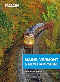 Moon Maine, Vermont & New Hampshire