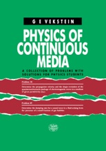 Physics Of Continuous Media