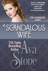 A Scandalous Wife - Ava Stone book summary