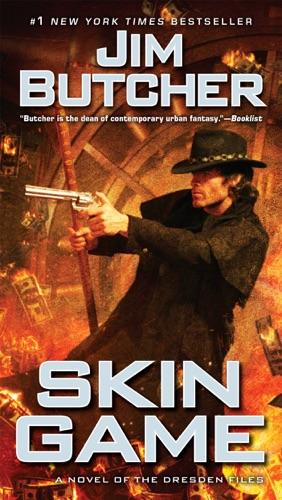 Jim Butcher - Skin Game