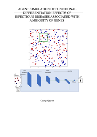 AGENT SIMULATION OF FUNCTIONAL DIFFERENTIATION