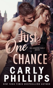 Just One Chance Book Cover