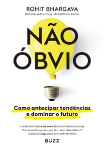 Não Óbvio Book Cover