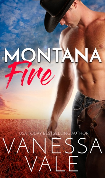 Montana Fire - Vanessa Vale book cover