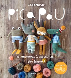 Les amis de Pica Pau La couverture du livre martien