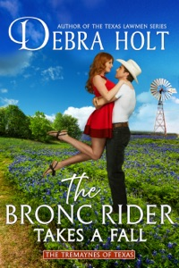 The Bronc Rider Takes a Fall Book Cover