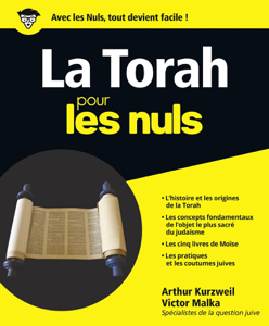 La Torah pour les nuls La couverture du livre martien