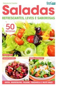Sabores da Cozinha Ed. 14 - Saladas Especiais: 50 Receitas Book Cover