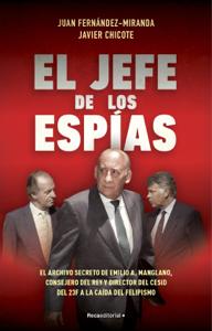 El jefe de los espías Book Cover