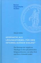Apophatik Als Lösungsformel Für Den Interreligiösen Dialog?