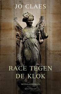 Race tegen de klok Door Jo Claes Boekomslag