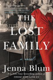 The Lost Family book