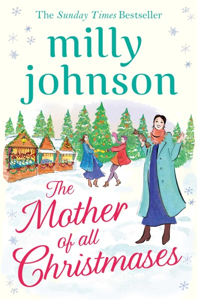 The Mother of All Christmases - Milly Johnson book cover
