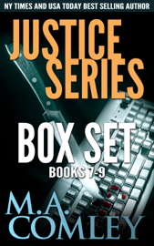 Justice Series Boxed Set Books 7-9 book