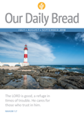 Our Daily Bread - July / August / September 2018