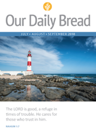 Our Daily Bread - July / August / September 2018 book