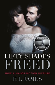 Fifty Shades Freed Book Cover
