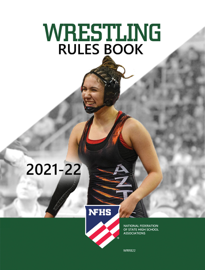 2021-22 NFHS Wrestling Rules Book