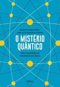 O Mistério Quântico Book Cover