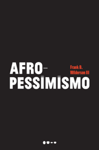 Afropessimismo Book Cover