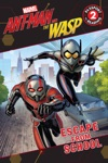 MARVELs Ant-Man And The Wasp Escape From School