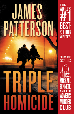 James Patterson - Triple Homicide book