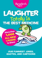 Laughter Totally is the Best Medicine by Reader's Digest on Apple Books