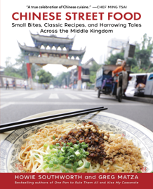 Chinese Street Food book