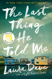 The Last Thing He Told Me PDF Download