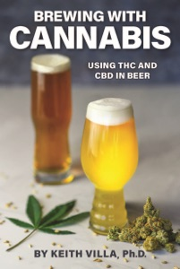 Brewing with Cannabis Book Cover