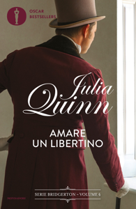 Bridgerton - 6. Amare un libertino Book Cover