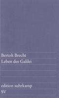 Bertolt Brecht - Leben des Galilei artwork