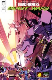 Transformers: Beast Wars #6