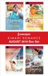 Harlequin Kimani Romance August 2018 Box Set