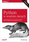 Python W Analizie Danych Przetwarzanie Danych Za Pomoc Pakietw Pandas I NumPy Oraz Rodowiska IPython Wydanie II