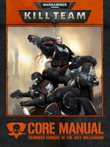 Warhammer 40000: Kill Team Enhanced Edition Book Cover