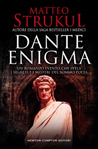 Dante enigma Book Cover