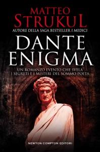 Dante enigma da Matteo Strukul Copertina del libro