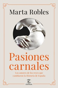Pasiones carnales Book Cover
