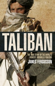 Taliban von James Fergusson Buch-Cover