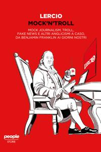 Mock'n'Troll Copertina del libro