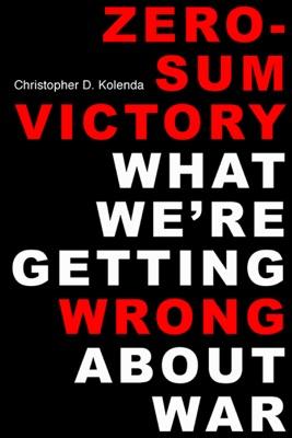 Zero-Sum Victory